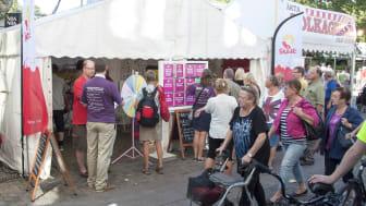 Malmöfestivalen  pågår den 12-19 augusti. Foto: Region Skåne, Bengt Flemark