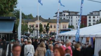 Aqua Blå-festivalen är Vänersborgs mycket omtyckta festival, som sedan starten 2006 har vuxit till upp emot 25 000 besökare varje år.