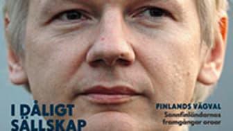 Nytt nummer av tidskriften Expo - Vi synar antisemitismen i Wikileaks