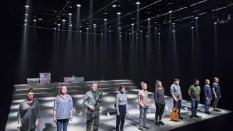 Urpremiär för Tynneredsprojektet på Backa Teater