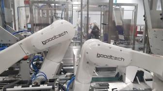 Goodtech automatiserer produksjonen til Gårdsand AS
