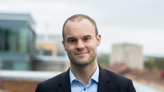 Daniel de Sousa ny vd på Visma Spcs