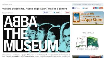 32 år efter sista skivan: ABBA är fortfarande en del av Sverigebilden