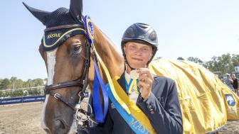 Andre Brandt svensk mästare 2020