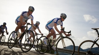 Team Novo Nordisk - the worlds first all-diabetes professional cycling team