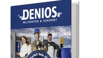 DENIOS katalog innehåller de senaste miljösmarta produkterna.