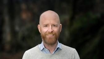 Jörgen Lindqvist, vice vd på Greatness PR.