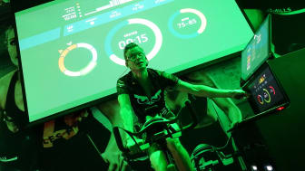 Create nightclub-like ambience at bike class with Intelligent Cycling's DMX software