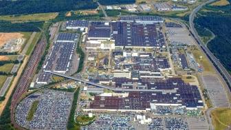 A saarlouis-i Ford gyár