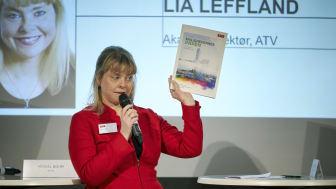 ATV's direktør Lia Leffland