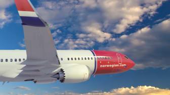 Norwegian crece un 66% en Madrid y lanza una nueva ruta a Gotemburgo