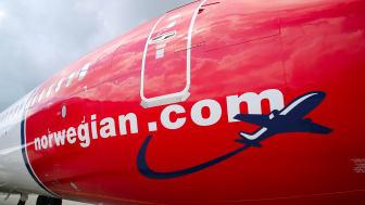 Norwegian udnævnt til bedste lavprisselskab i Europa – for sjette år i træk