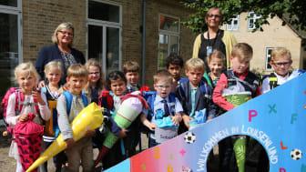 Einschlungsfest Grundschule Louisenund