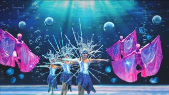 "Show ""Atlantis"" von Holiday On Ice"