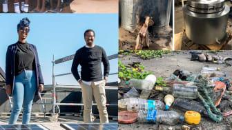 Smarta innovativa lösningar exporteras från Sverige till Somaliland