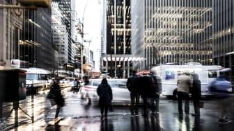 Stadstrafikens belastning fortsätter att öka och styrker att det slutliga målet för att uppnå positiv förändring ska vara att minska antalet fordon på vägarna.