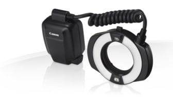 Lys opp verden med Canons nye Macro Ring Lite MR-14EX II