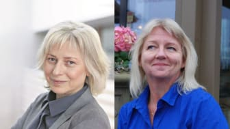 Lidia Ivanova Myhre og Anne-Mette Eriksen Hjemaas