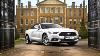 Mustang England