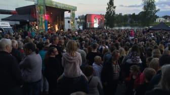 Datum klara för Umeå Live 2016