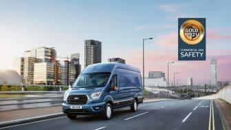 Ford Transit își Consolidează Poziția de Lider în Domeniul Tehnologiei cu Noile Funcții Conectate, SYNC 4 și Tehnologiile Standard de Asistență pentru Șofer