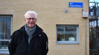 Bostadsrättsföreningen i Bjärred satsar på solceller och gemensam el för att spara pengar. Klimatsmart för brf:en.