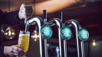 Carlsberg Alcohol Free på fat