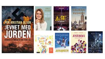 Bøker uke 41