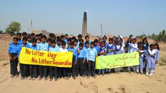 No Litter Generation, Pakistan
