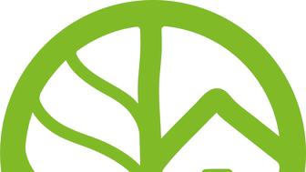 Grön hållbarhetssymbol