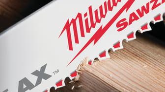 Det bästa har blivit ännu bättre: Milwaukee lanserar tigersågsblad för rivning med ny innovativ design!