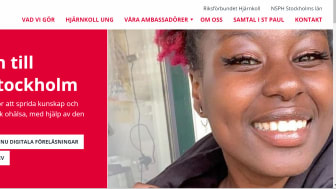 Din kunskapsbank till psykisk ohälsa i Stockholm!