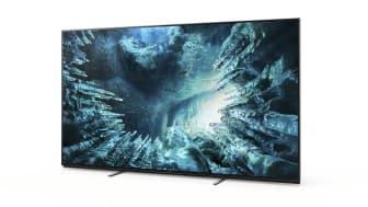 A Sony anuncia novos televisores Full Array LED 8K, OLED 4K e Full Array LED 4K, com capacidades de som e de qualidade de imagem avançadas