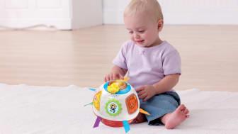 Sæt leg og læring over æstetik i børneværelset