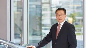 Ny toppsjef hos Hyundai