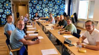Styrelsemöte Sverigedemokraterna Skåne