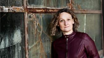 Marie Samuelsson, lektor i komposition vid KMH i Stockholm. Foto Mats Bäcker