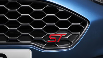 Mye muskler og moro i Geneve: Nye Ford Fiesta ST, nye spesialutgaver av Mustang og GT