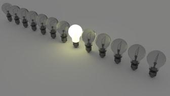Öresundskraft lyser upp med allt kortare strömavbrott: 12,8 minuter som ett medelvärde för alla kunder 2017, långt under rikssnittet på 76 minuter.