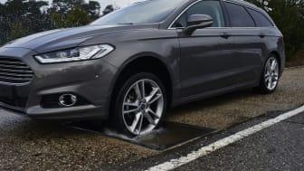 Vejhuller skader din bil