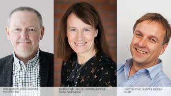 Umeå universitet och Skellefteå kommun ingår ett strategiskt partnerskap