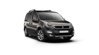 Peugeot visar ny generation av populära Partner Tepee