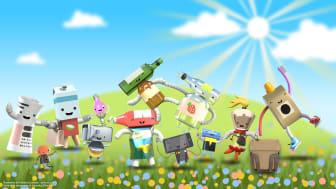 Sorteringsrobotarna ska göra det roligare för barn att sortera