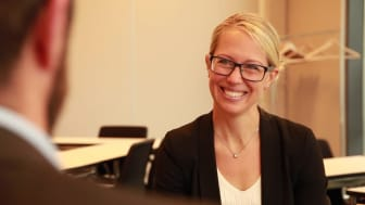 Möt Gunilla Hamrin, stresskonsult och teamledare i BNI