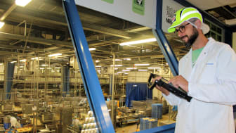 Getac Tablets unterstützen modernste Prozesse bei Nestlé Wagner   Bild: Nestlé
