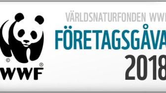 Vi stödjer Världsnaturfonden