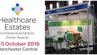 Finegreen at the Healthcare Estates Conference