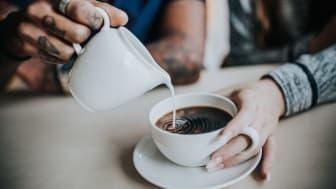 10 skäl att dricka kaffe varje dag