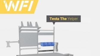 WFI lanserar en 3D-konfigurator där du kan bygga din egen arbetsplats direkt online