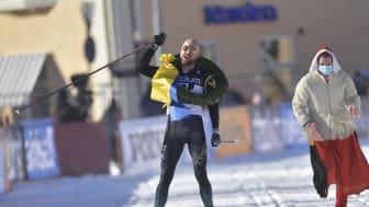 Tord Asle Gjerdalen and Lina Korsgren won Vasaloppet 2021